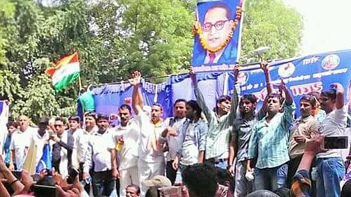 उत्तर प्रदेश: भीम आर्मी के नेता चंद्रशेखर का ऐलान, 6 दिसंबर को करेंगे देशव्यापी आंदोलन