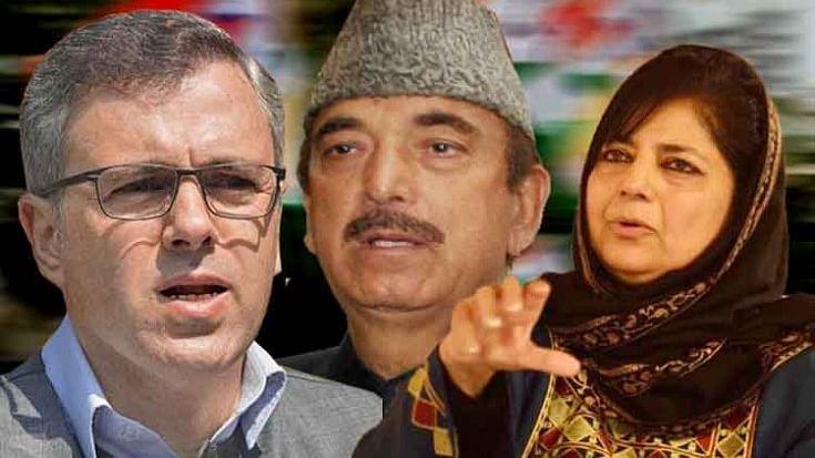 जम्मू-कश्मीर: महागठबंधन की आहट भर से खौफज़दा हुई बीजेपी, सरकार बनाने का दावा आते ही कर दी विधानसभा भंग