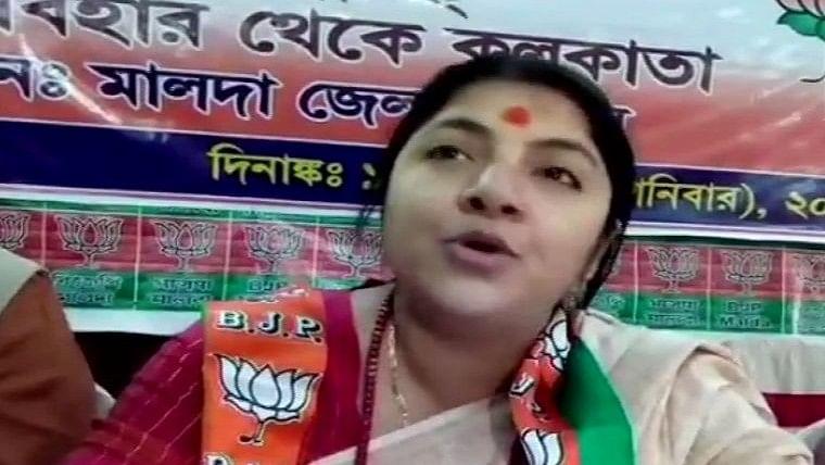 पश्चिम बंगाल: बीजेपी नेता का विवादित बयान कहा, निकालेंगे रथ यात्रा, जो रोकेगा रथ के नीचे कुचल दिया जाएगा