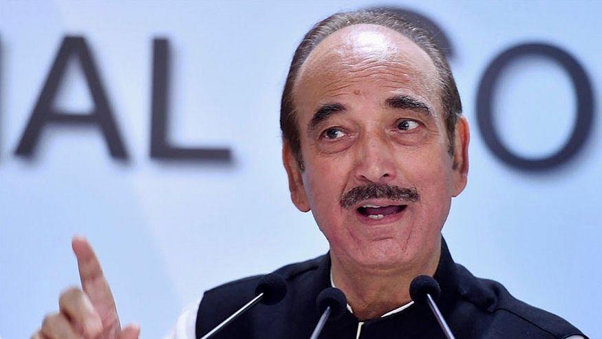 जम्मू-कश्मीर: सरकार बनाने की कवायद तेज, कांग्रेस की पीडीपी, एनसी से चल रही है बात, आजाद ने की पुष्टि