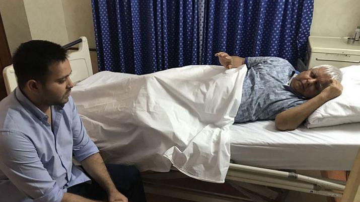 रिम्स में भर्ती लालू यादव की तबीयत बिगड़ी, संक्रमण की वजह से चलना-फिरना दूभर, सेहत पर डॉक्टरों की नजर