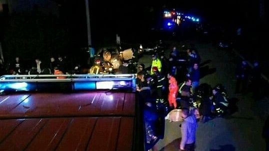इटली: नाइट क्लब में मची भगदड़, 6 लोगों की मौत, करीब 35 से ज्यादा लोग घायल
