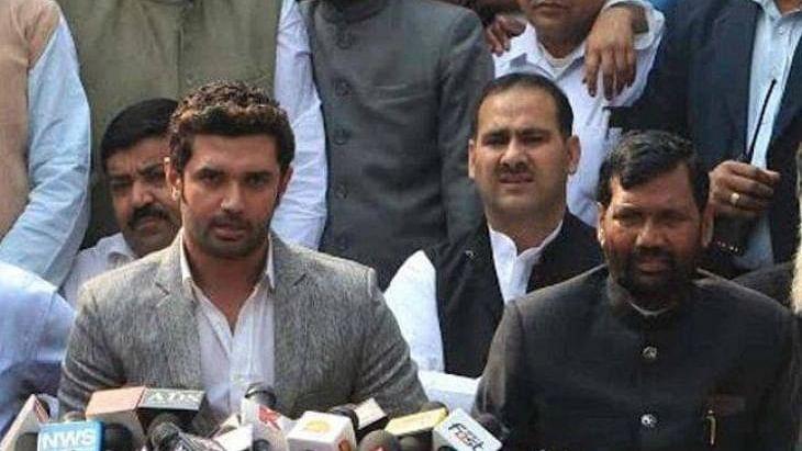 बिहार में बीजेपी को झटका: एलजेपी ने दिखाई आंखें, चिराग पासवान बोले, सीटें तय नहीं कीं तो होगा नुकसान