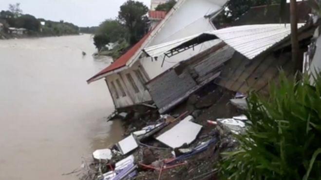 फिलीपींस: 'उस्मान' तूफान के कारण मरने वालों की संख्या पहुंची 68, कई लोग अब भी लापता