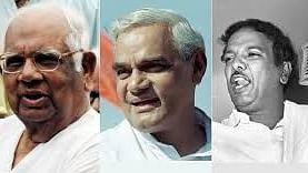 2018: भारतीय राजनीति के कई दिग्गजों ने कह दिया दुनिया को अलविदा