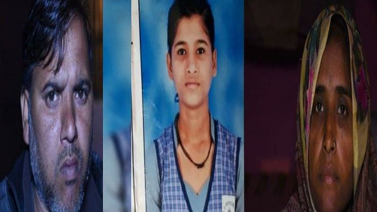 """संजलि हत्याकांड: आगरा पुलिस का मामला सुलझाने का दावा, लेकिन परिवार का बयान, """"कोई भाई अपनी बहन को जिंदा नहीं जलाता"""""""