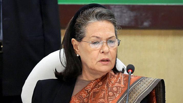 यूपीए अध्यक्ष सोनिया गांधी ने कहा- बीजेपी की 'नकारात्मक राजनीति' पर हुई कांग्रेस की जीत