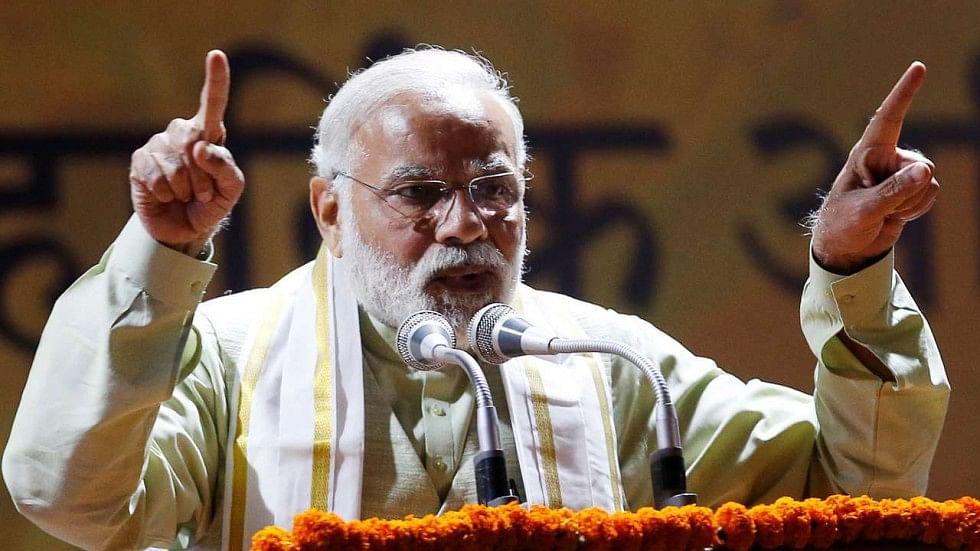 विष्णु नागर का व्यंग्यः विधानसभा चुनावों में हार के बाद 'पराजय रैली' में मोदी जी का भाषण !