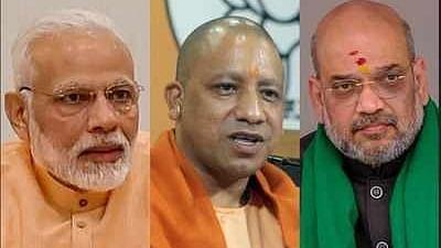 मोदी-योगी-शाह,  विधानसभा चुनावों में  सब हो गए फेल: अब नहीं चलने वाला  बीजेपी का सांप्रदायिकता कार्ड