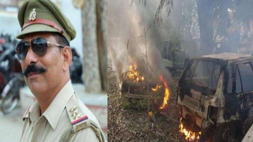 बुलंदशहर हिंसा: पुलिस का दावा, जीतू फौजी ने नहीं, प्रशांत नट ने की थी इंस्पेक्टर सुबोध सिंह की हत्या