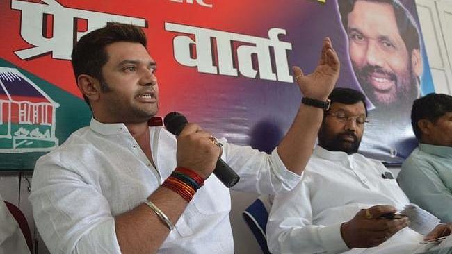 बदलते चुनावी मौसम में बीजेपी पर आंखें तरेरने के बाद चिराग पासवान ने की राहुल गांधी की तारीफ