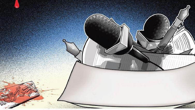 मृणाल पांडे का लेखः लोकतांत्रिक संस्थानों की तोड़फोड़ पर सरकार से कठोर सवाल पूछना ही आजाद मीडिया का वरदान है