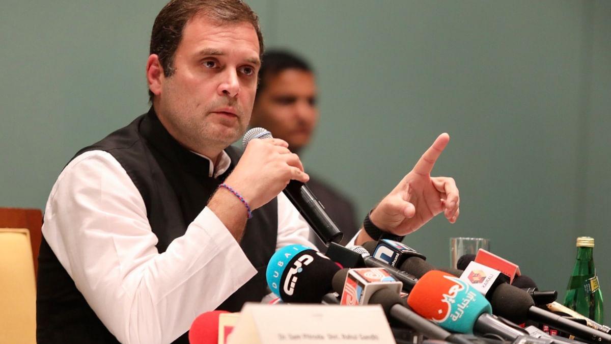 कमाल का चौकीदार है, राफेल और नोटबंदी की सच्चाई सामने आते ही चौकीदारी भी सामने आ जाएगी: राहुल गांधी