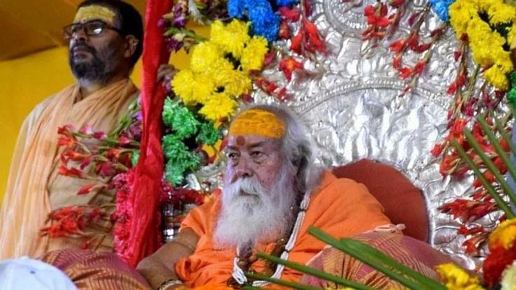 राम मंदिर पर साधु-संतों में दो फाड़, वीएचपी की धर्म संसद से पहले एक धड़े ने किया  निर्माण की तारीख का ऐलान
