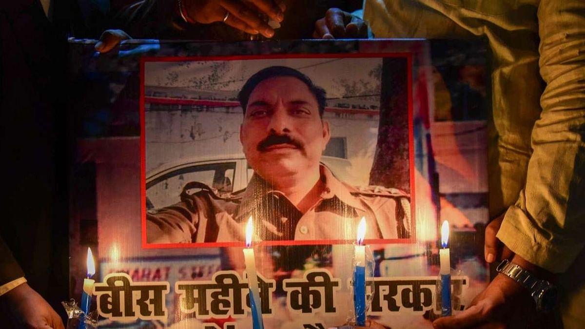 सुबोध सिंह पर कुल्हाड़ी चलाने वाले कलुआ का कबूलनामा, पहले वार में काट दी थीं उंगलियां, फिर नट्ट ने मारी थी गोली