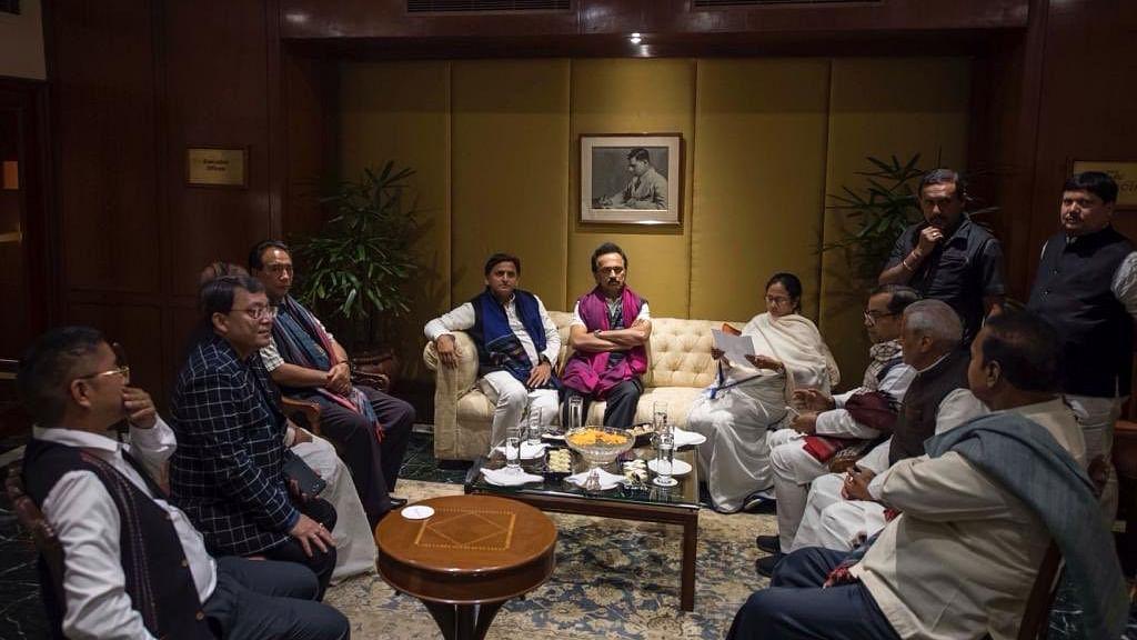'बीजेपी के कुशासन के खिलाफ' कोलकाता में 'संयुक्त भारत रैली' आज, 20 से ज्यादा विपक्षी दलों के नेता जुटेंगे