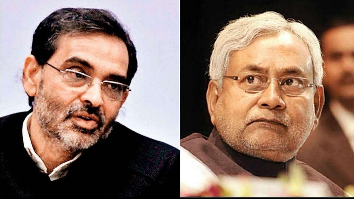 उपेंद्र कुशवाहा ने 'सुशासन बाबू' पर लगाए कई गंभीर आरोप, कहा- मेरी हत्या करने की साजिश रची जा रही है