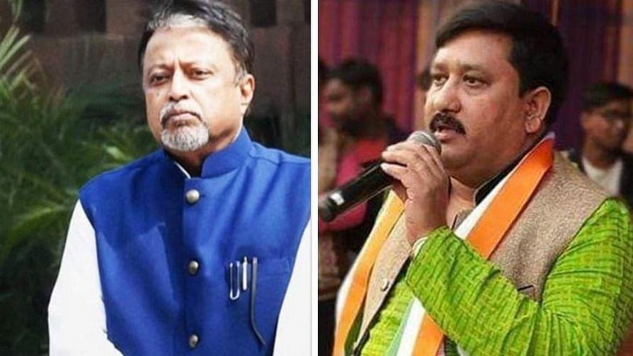 पश्चिम बंगाल: टीएमसी विधायक की हत्या के मामले में दर्ज एफआईआर में बीजेपी नेता मुकुल रॉय का नाम, दो गिरफ्तार