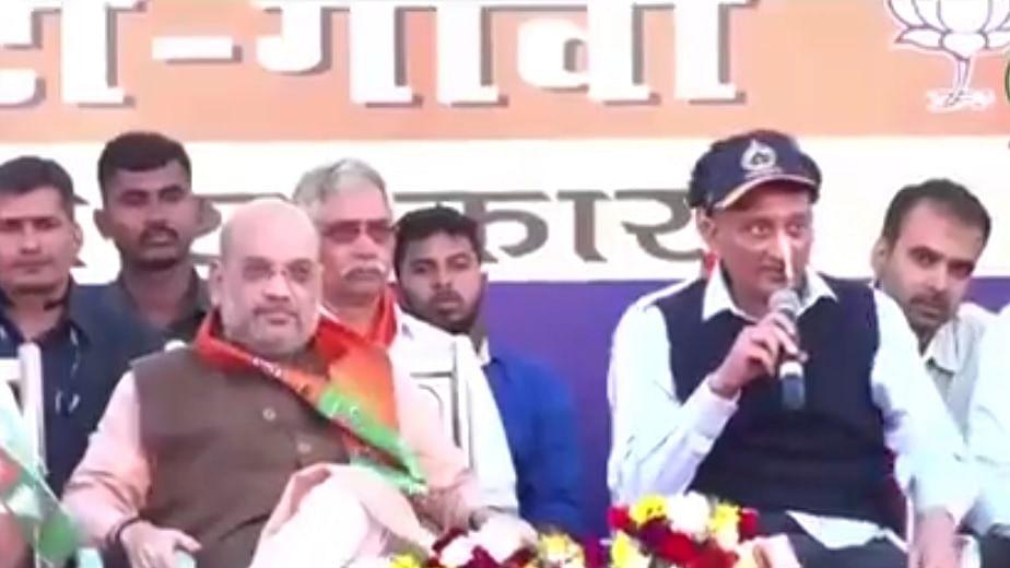 गोवा कांग्रेस का बड़ा आरोप,  पर्रिकर के बेडरूम से राफेल की फाइलें लेने उनके घर पहुंचे थे अमित शाह