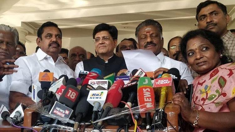 तमिलनाडु: एक ऐसे गठबंधन का हिस्सा बनी है बीजेपी जिसके उम्मीदवार बनाते हैं जमानत जब्त होने का रिकॉर्ड