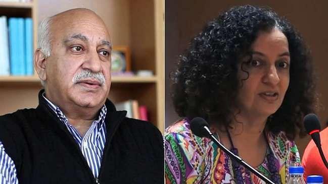 #मी टू: एमजे अकबर मानहानि केस में  कोर्ट ने पत्रकार रमानी को दी जमानत, प्रिया ने कहा- सच्चाई ही मेरा बचाव होगा