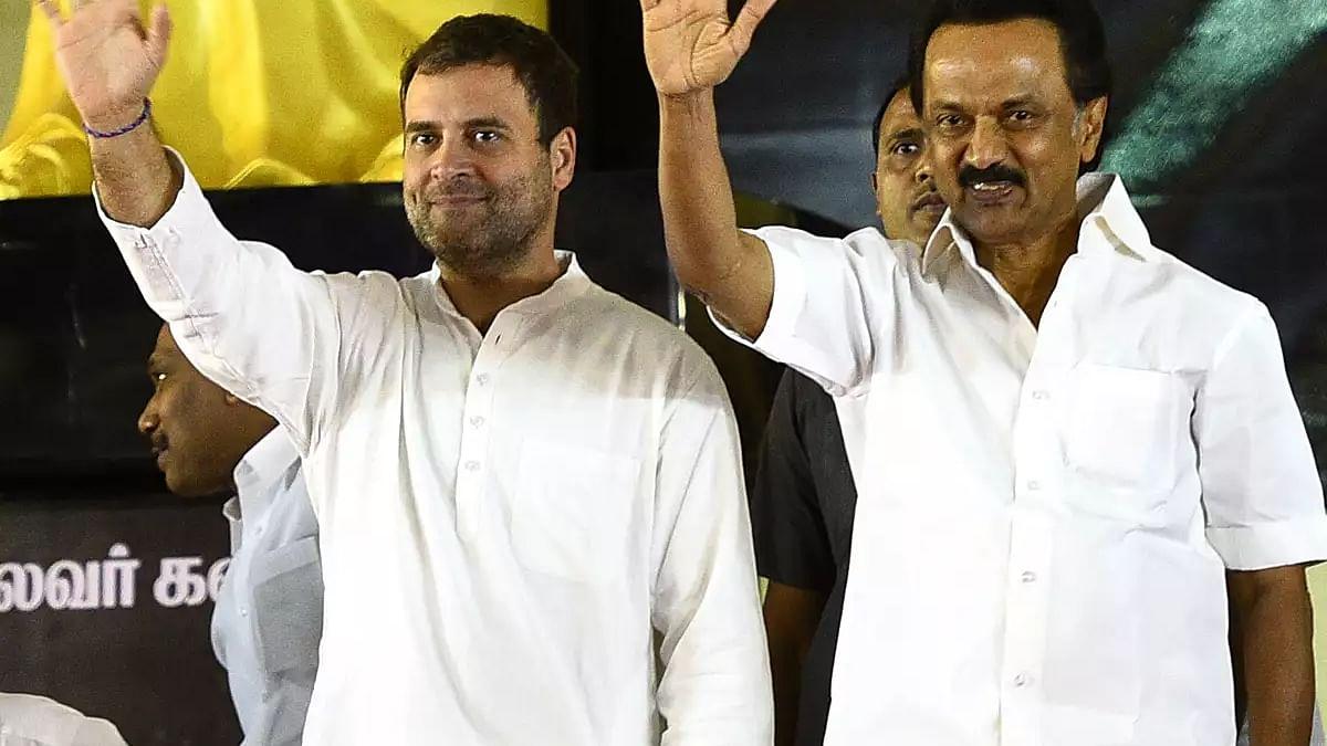 तमिलनाडु में कांग्रेस-डीएमके गठबंधन का ऐलान, 9 और 30 सीटों का फार्मूला, पुड्डुचेरी सीट भी कांग्रेस को