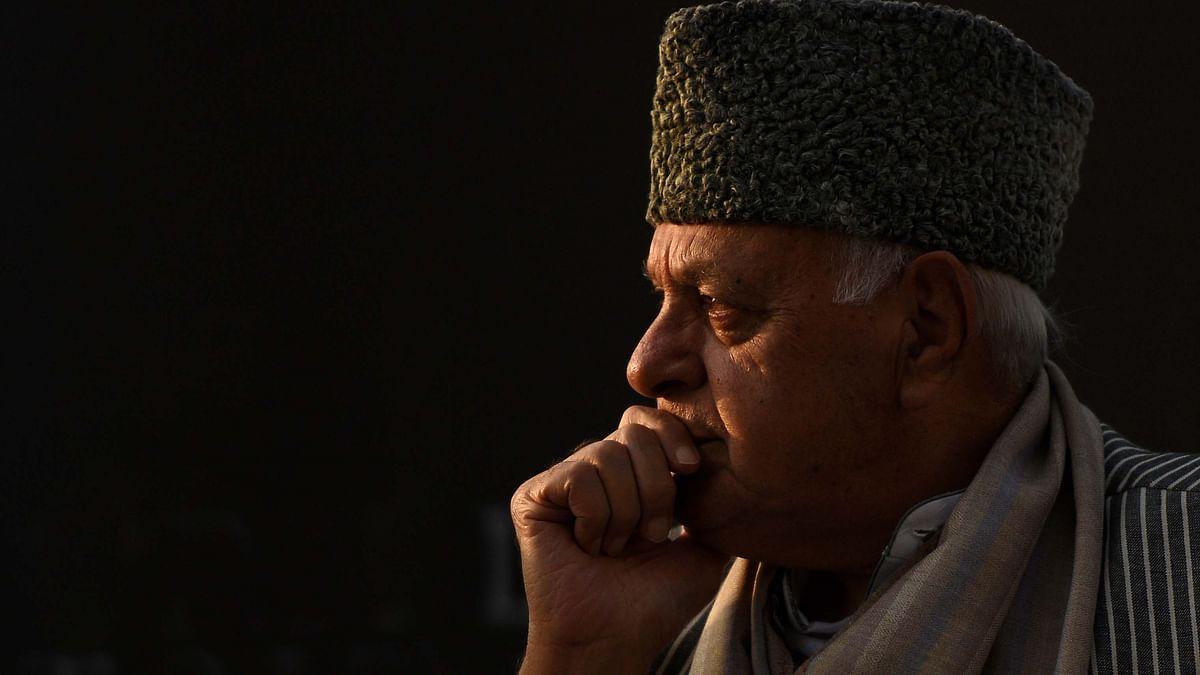 बीजेपी लोकसभा चुनाव जीतने के लिए कश्मीर का इस्तेमाल कर रही है: फारुक अब्दुल्ला
