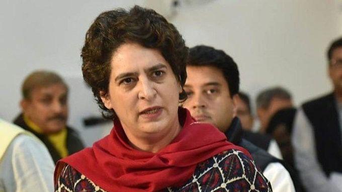कांग्रेस नेताओं और कार्यकर्ताओं से प्रियंका गांधी ने कहा- बूथ स्तर पर पार्टी की मजबूती जरूरी