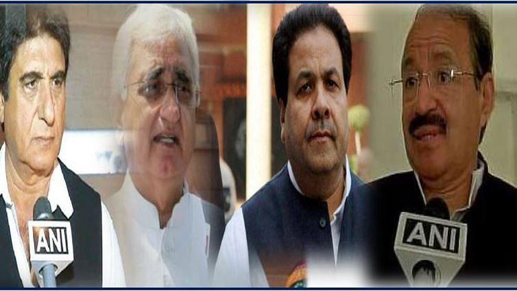 यूपी :  कांग्रेस ने बनाईं 6 समितियां, राज बब्बर चुनाव समिति के अध्यक्ष, घोषणा पत्र राशिद अल्वी की टीम के जिम्मे