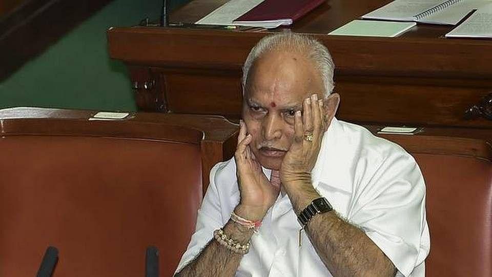 कर्नाटक सरकार ने दिया येदुरप्पा  ऑडियो क्लिप मामले की एसआईटी जांच का आदेश, विधायकों को खरीदने की कोशिश का आरोप
