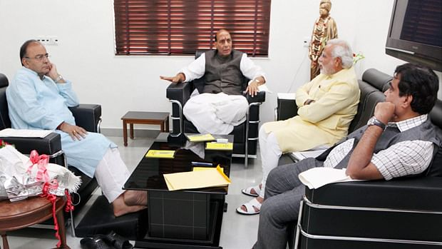 येदियुरप्पा ने जेटली-राजनाथ-गडकरी समेत बीजेपी के शीर्ष नेतृत्व को दिए थे  ₹1800 करोड़: कांग्रेस का डायरी बम