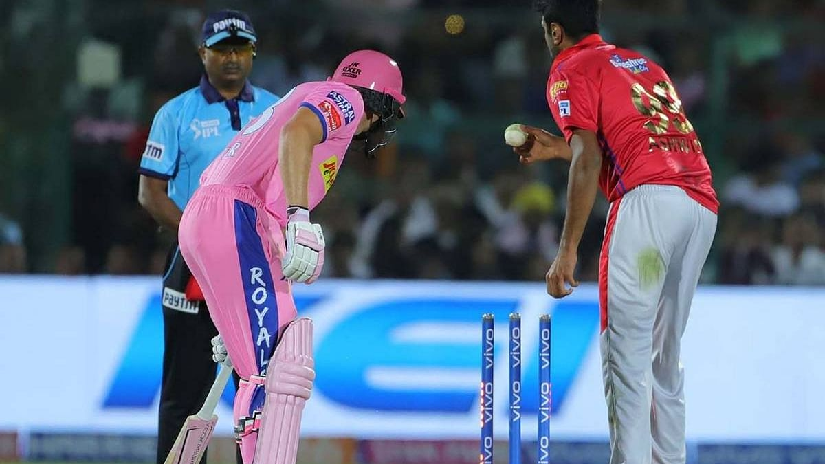 आईपीएल 2019: जानिए आखिर क्या है 'मांकडिंग रन आउट', जिसने अश्विन को बना दिया विलेन
