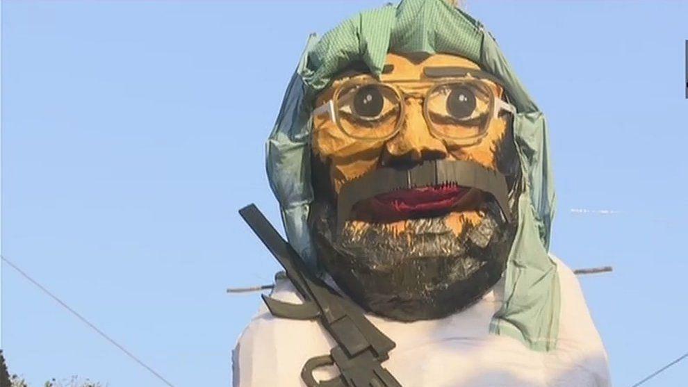 आज जलेगा आतंकी मसूद अजहर का पुतला, मुंबई में होलिका दहन की तैयारी पूरी