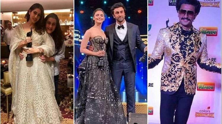 फिल्मफेयर 2019: 'राजी' बनी साल की सर्वश्रेष्ठ फिल्म, जानिए विजेताओं की पूरी सूची