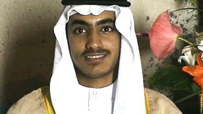 ओसामा बिन लादेन के बेटे हमजा का पता बताने वाले को अमेरिका देगा 7 करोड़ रुपए तक का ईनाम