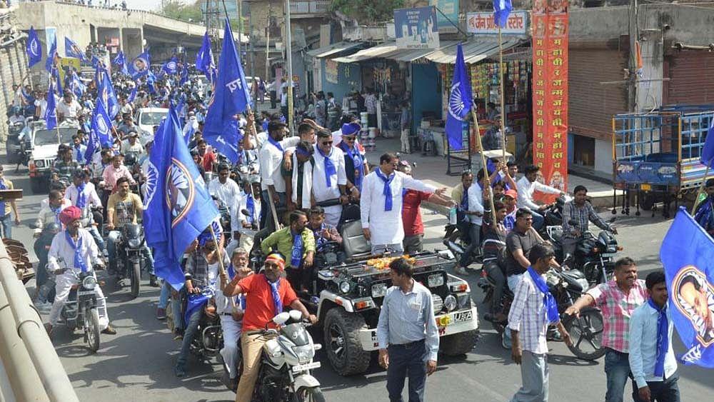 मोदी सरकार के खिलाफ दलित-आदिवासी संगठनों का भारत बंद, 13 प्वाइंट रोस्टर रद्द करने समेत कई मांगों पर प्रदर्शन