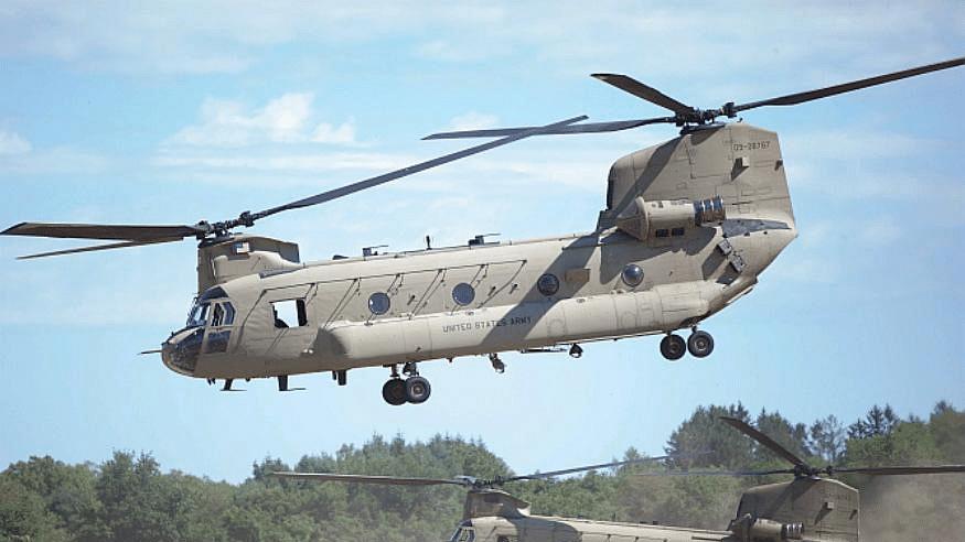 जिस हेलीकॉप्टर की मदद से अमेरिका ने ओसामा को मारा, वो भारतीय वायुसेना के बेड़े में शामिल, जानिए क्या है खासियत