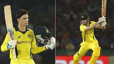धवन-रोहित की धुआंधार पर भारी पड़ी हैंड्सकॉम्ब-टर्नर की पारी, ऑस्ट्रेलिया ने  जीता मोहाली वनडे