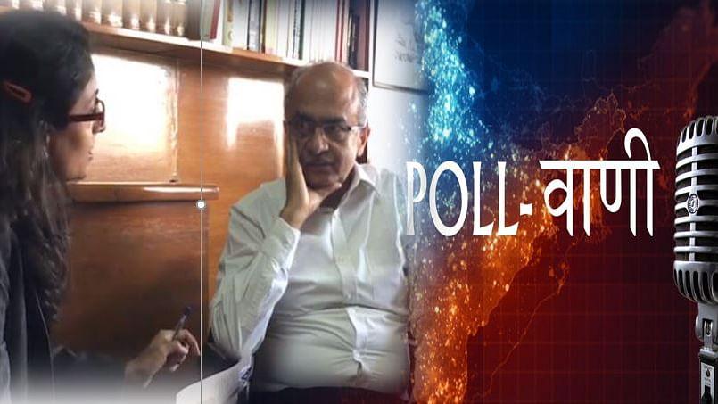 Poll-वाणी: मोदी ने भ्रष्टाचार विरोधी ढांचे को ही तहस-नहस कर दिया – प्रशांत भूषण