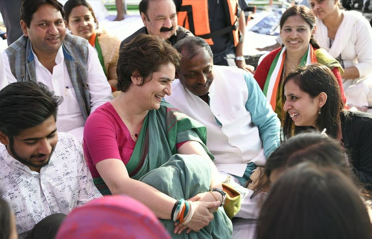 फोटोः @INCUttarPradesh