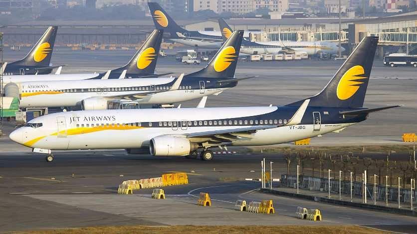 जेट एयरवेज ने किराए में किया 10 गुना इजाफा, यात्रियों की बढ़ेंगी मुश्किलें