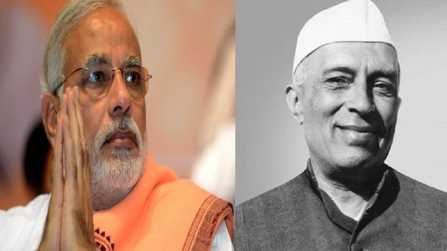 नेहरू जी पूरे देश को 'चौकीदार चोर है' बताने वाले अपने पड़नाती राहुल को समझा दो, वरना... !