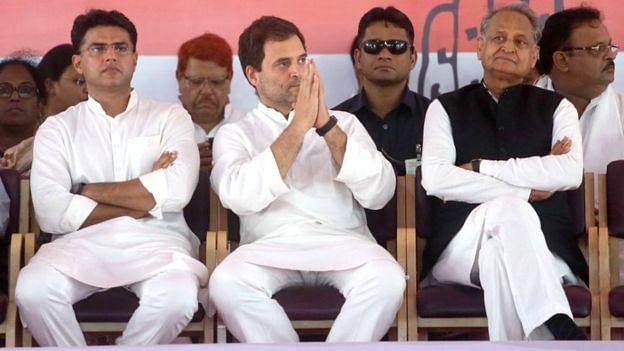 राजस्थान में बीजेपी के 'राष्ट्रवाद' पर भारी कांग्रेस का 'न्याय'