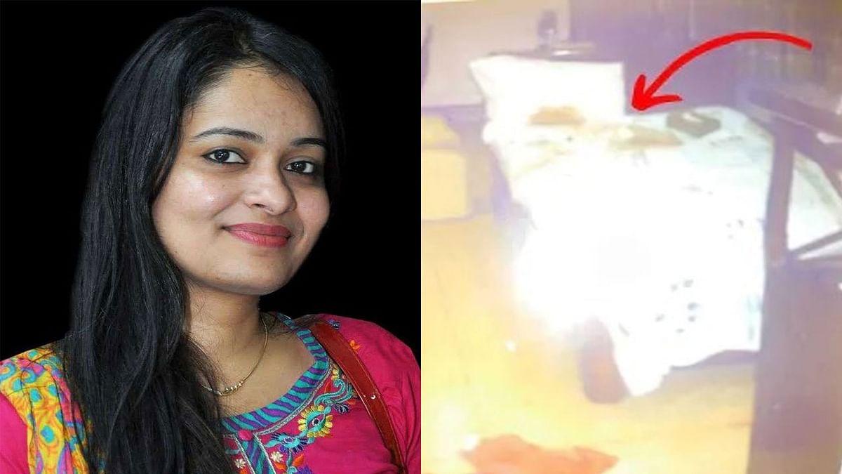अपूर्वा ने किया पति रोहित शेखर का कत्ल, पुलिस पूछताछ में बताया कब, क्यों और कैसे की हत्या