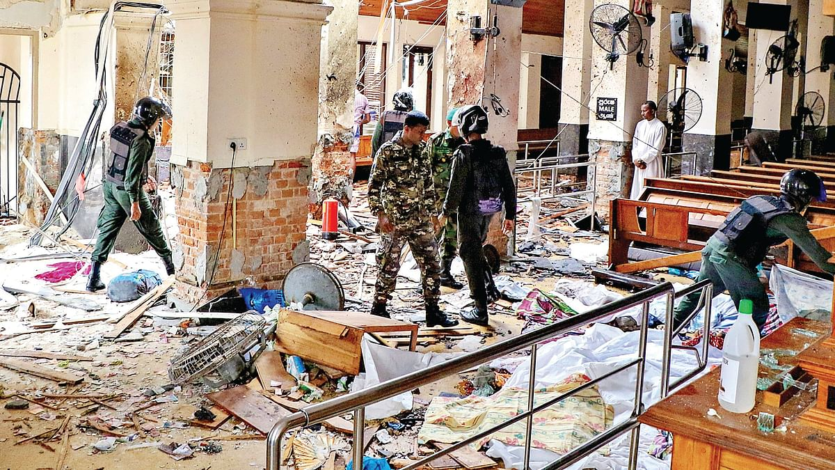पीएम और राष्ट्रपति की अनबन के चलते नहीं रोके जा सके श्रीलंका धमाके, सूचनाओं को लेकर क्या सतर्क  है भारत !