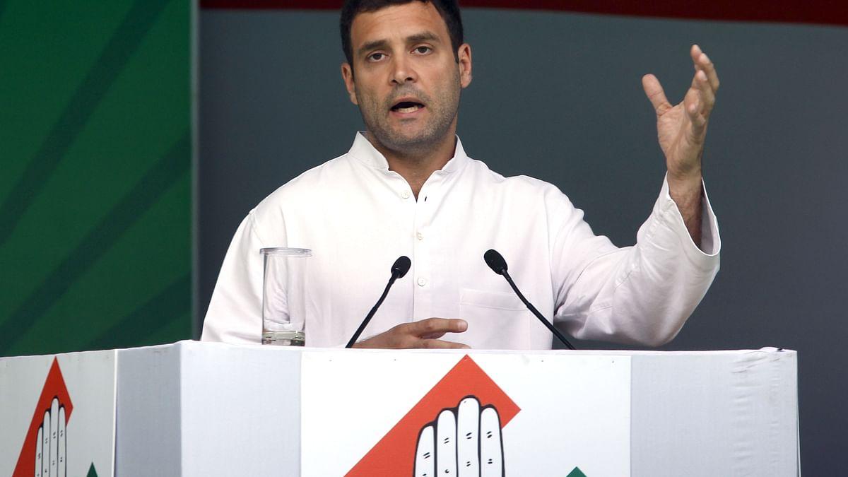 राहुल गांधी का देश के नाम संदेश: क्या हम अपनी मर्जी से जिएंगे या विभाजनकारी नीतियों के  माहौल में