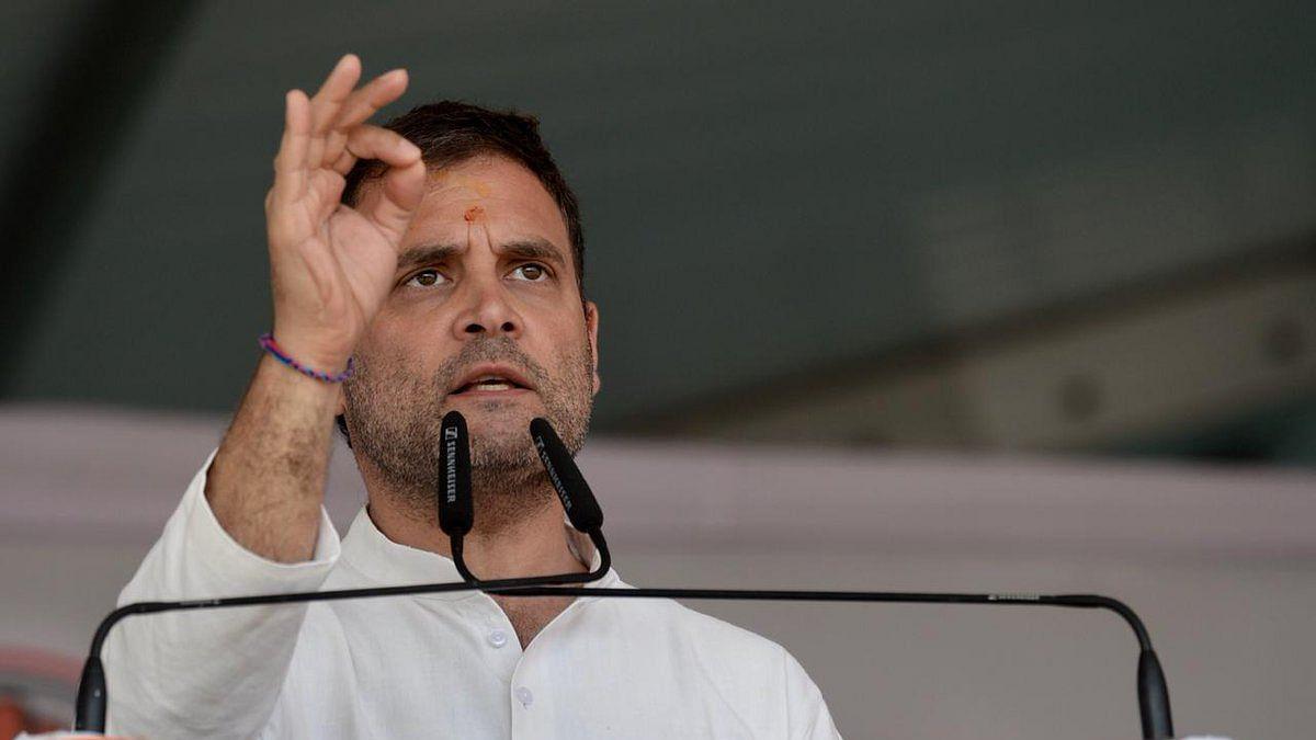 राहुल का पीएम पर तंज, 'राफेल+अंबानी, नीरव मोदी की किताबों को खोलें, भ्रष्टाचार पर मुझसे बहस करना हो जाएगा आसान'
