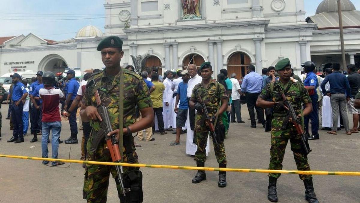 इस्लामिक स्टेट ने ली श्रीलंका सिलसिलेवार  बम धमाकों की जिम्मेदारी, अब तक 300 की मौत