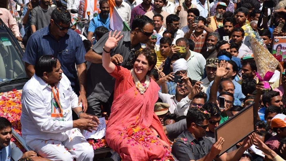 लोकसभा चुनाव: प्रियंका गांधी आज कानपुर में करेंगी रोड शो, नुक्कड़ सभा को भी करेंगी संबोधित