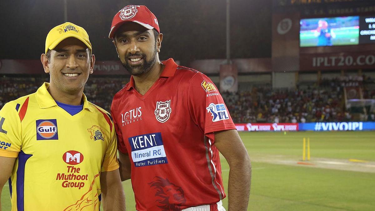 आईपीएल 2019: धोनी और अश्विन के बीच कांटे की टक्कर आज, चेन्नई में होगी भिड़ंत